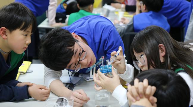 CSR Program through partnership