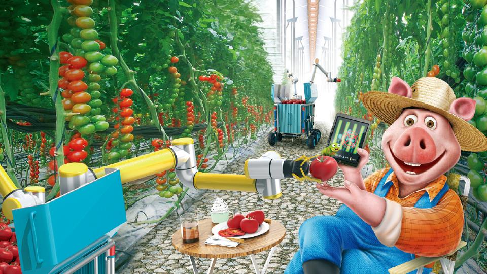 지구온난화 시대에 뜨는 미래 직업은? 대세는 농부다!