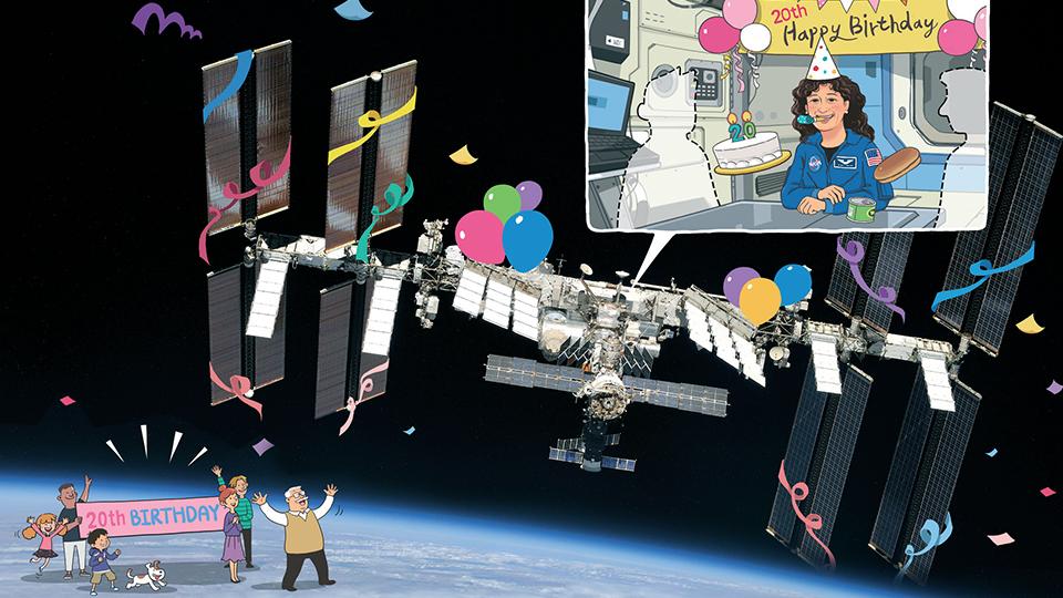 지구 밖 실험실에선 무슨 일이?! 국제우주정거장