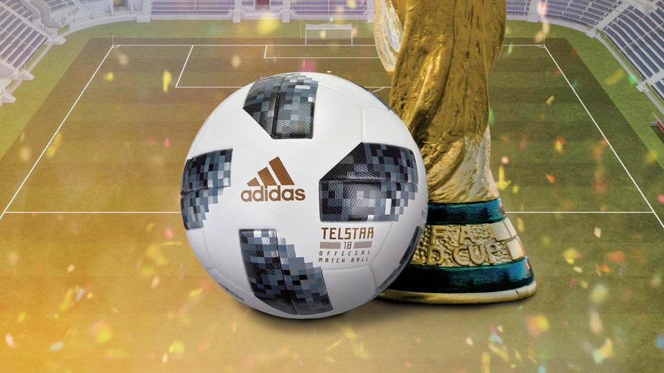 러시아 월드컵의 또다른 스타, 텔스타18