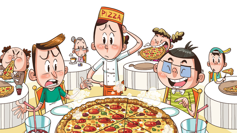피자 정리