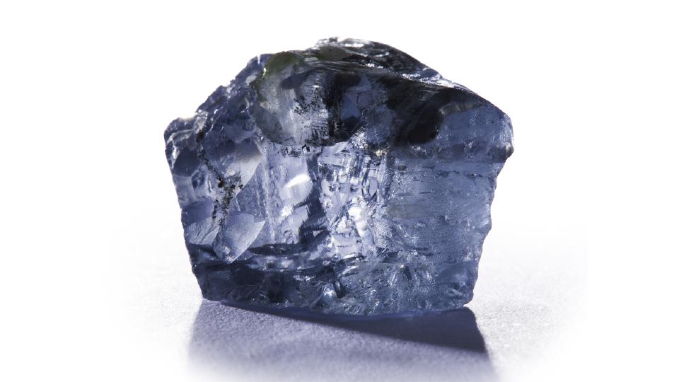 블루 다이아몬드는 알고 있다, 지구의 비밀을