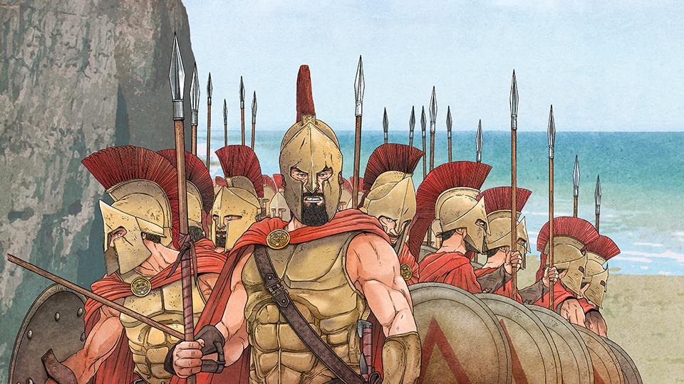 고고학자, 테르모필레 전투의 비밀을 밝히다!