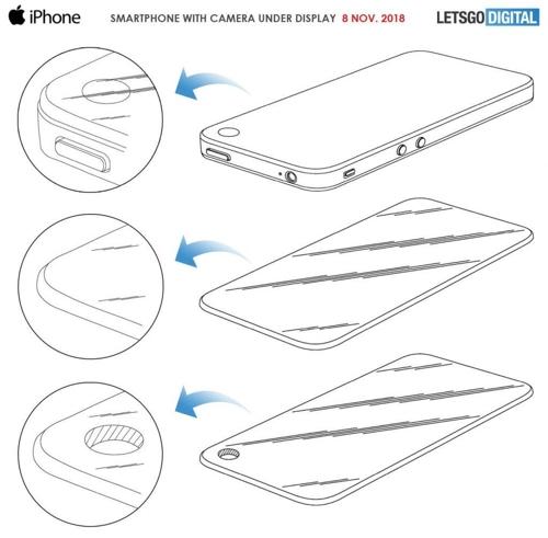 애플 디스플레이 특허