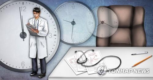 의사 근무시간 초과ㆍ과로(PG)