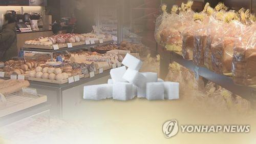 빵 하나가 각설탕 6개…트랜스지방도 검출(CG)
