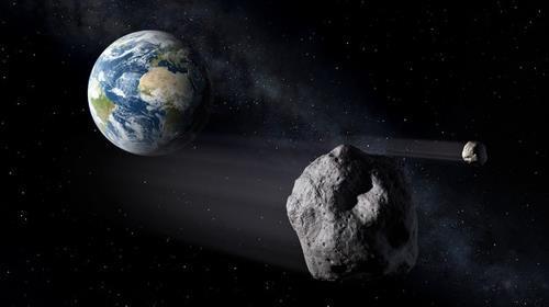 지구근접 천체 상상도
