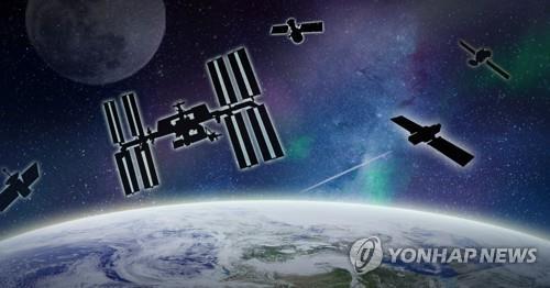세계 우주산업·인공위성(PG)