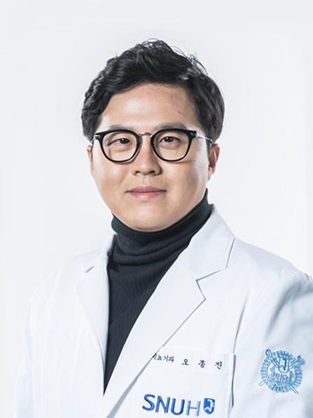 오종진 분당서울대병원 비뇨의학과 교수