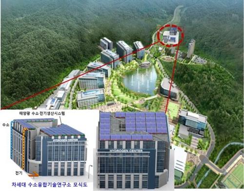 울산과학기술원에 차세대 수소융합기술연구소 설치