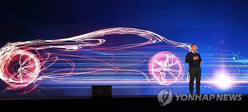 자동차 미래비전 밝히는 정의선 현대차 부회장