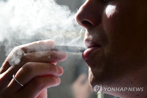 전자담배 흡연