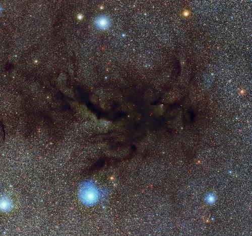바너드 59 적외선 이미지