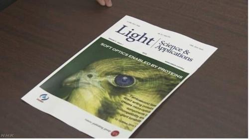 창간 7년만에 세계 정상 수준에 오른 중국 광학잡지 '라이트(Light)'