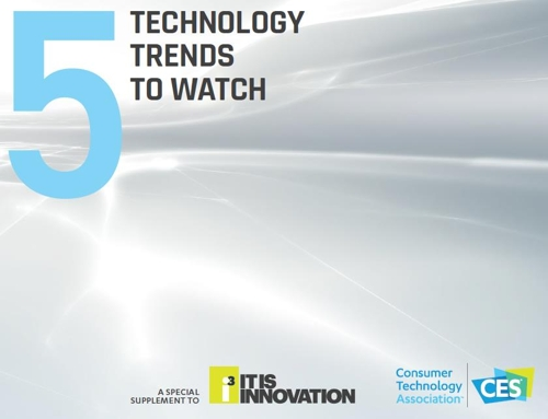 '2020년 주목할 5가지 기술 트렌드' 보고서
