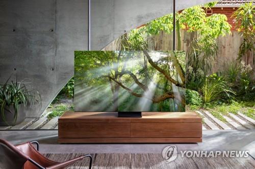 삼성전자, 2020년형 'QLED 8K TV' CES서 공개