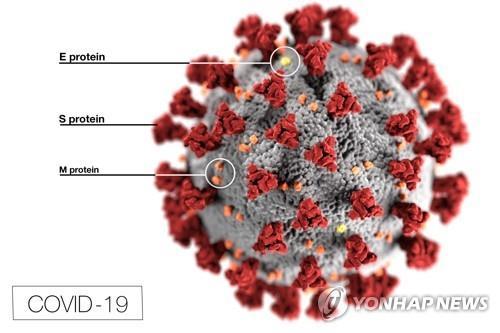 신종 코로나바이러스 [UPI=연합뉴스]