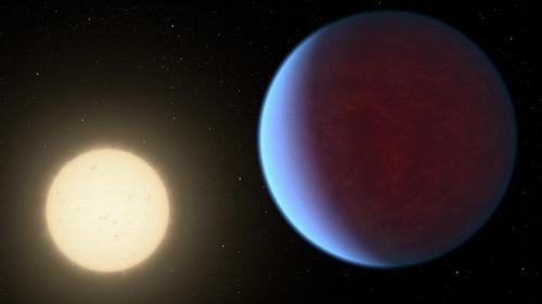 슈퍼지구급 외계행성 게자리 55 e