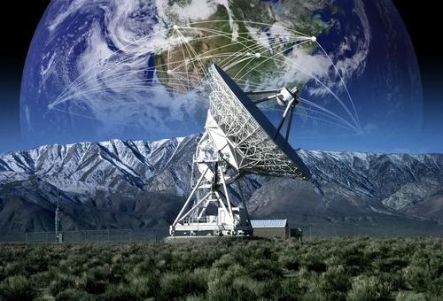 미국내 10개 전파망원경으로 구성된 VLBA