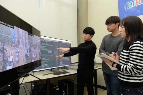 ETRI 연구진이 공개한 인공지능 '딥뷰' 기술