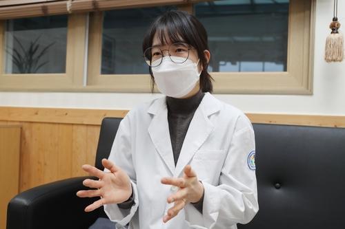 전북대병원 양유림 간호사