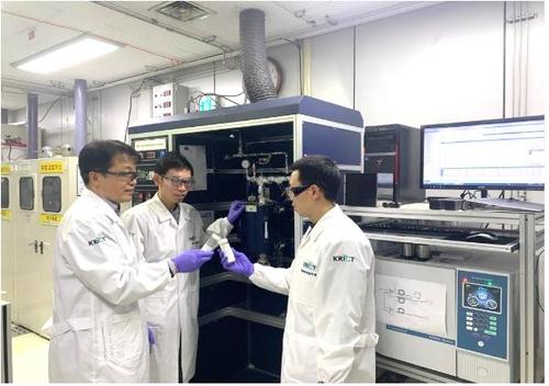 수소 생산용 촉매 개발한 한국화학연구원 연구팀