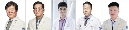 림프구감소증 생물학적 지표 분석 연구팀