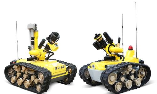 중국 기업과 수소연료전지 기반 로봇 공동 개발