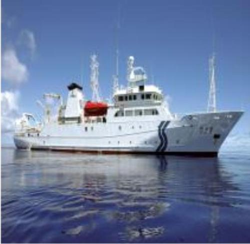 대향연구선 온누리호