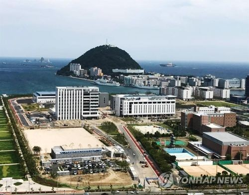 한국해양과학기술원 신청사