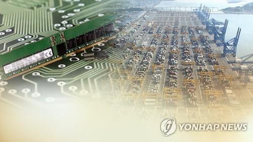 세계시장 74% 차지한 한국 D램 (CG)