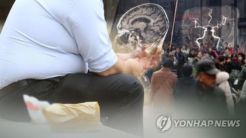 국민건강 '적신호'…10명 중 3명 대사증후군 (CG)