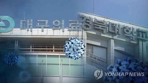 하루 새 20명 추가 확진…대구•경북에서만 18명 (CG)