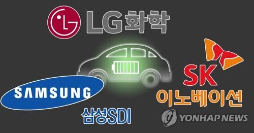 LG화학ㆍ삼성SDIㆍSK이노베이션 국내 배터리 3사 (PG)