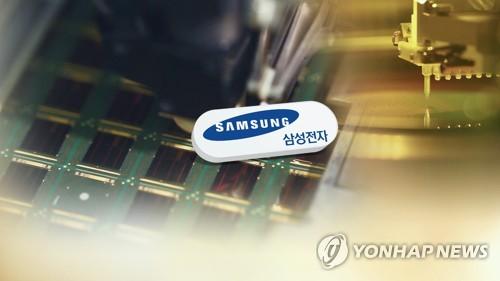 반도체가 버팀목…삼성전자 영업이익 62% 차지 (CG)