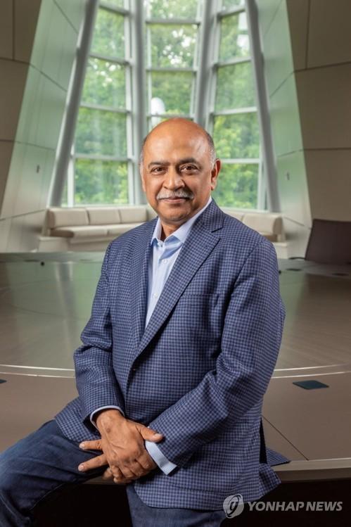 아빈드 크리슈나 IBM 최고경영자(CEO)