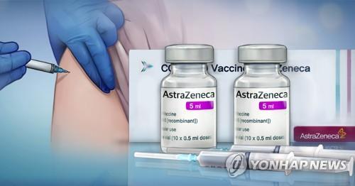 아스트라제네카 백신 접종 (PG)