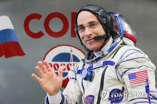 크리스토퍼 캐시디 NASA 우주비행사