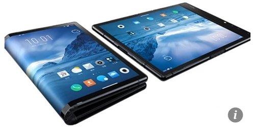 중국 로욜레가 출시한 폴더블 스마트폰