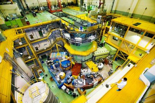 연구용 원자로 '하나로'