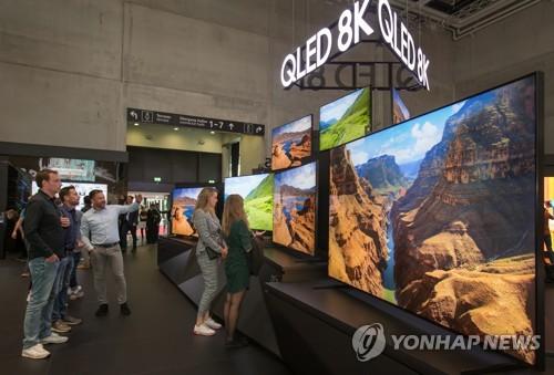 삼성 QLED TV 누적 판매량 540만대 돌파