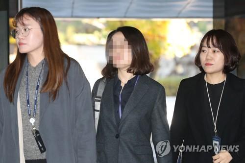 '인보사 허위자료 제출 의혹' 코오롱 임원 영장심사