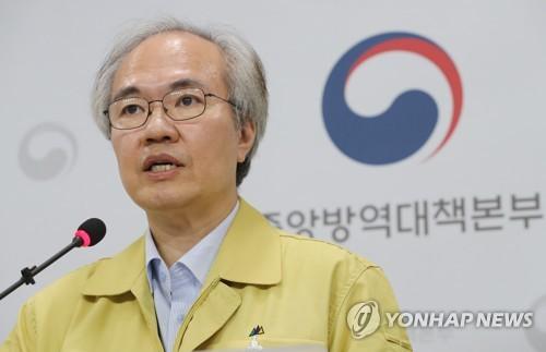 권준욱 방대본 부본부장