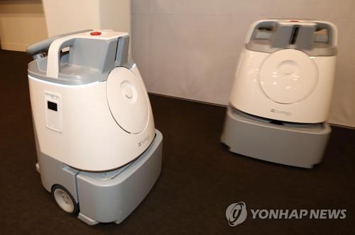 인공지능 기반 자율주행 청소로봇 '위즈' 국내 출시