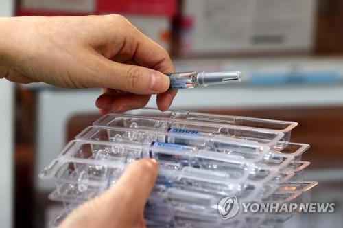 만13~18세 독감 예방 접종 재개