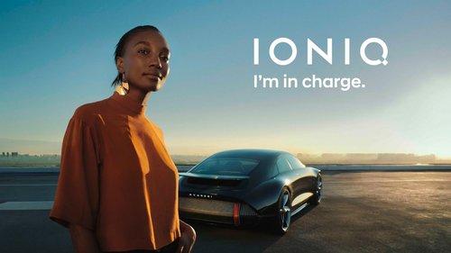 현대자동차 '아이오닉(IONIQ)' 브랜드