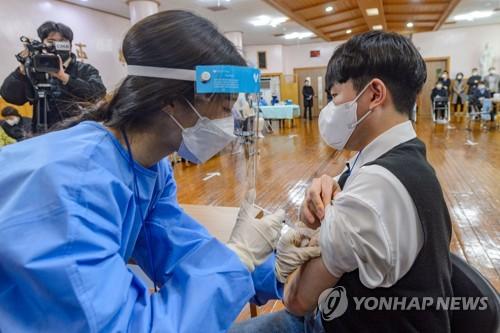 백신 접종 '최종점검'